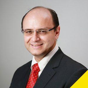 Secretário Estadual de Educação de São Paulo, ex-Ministro da Educação.
